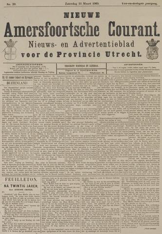 Nieuwe Amersfoortsche Courant 1905-03-11