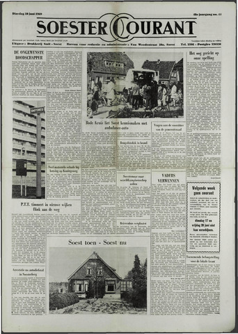 Soester Courant 1969-06-10