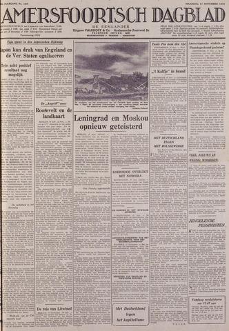 Amersfoortsch Dagblad / De Eemlander 1941-11-17