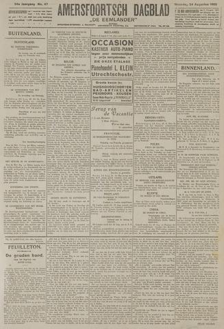 Amersfoortsch Dagblad / De Eemlander 1925-08-24