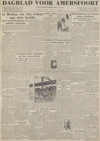Dagblad voor Amersfoort 1947-04-08