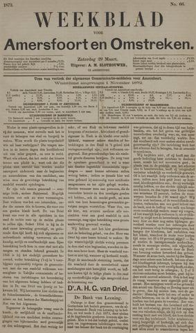 Weekblad voor Amersfoort en Omstreken 1873-03-29