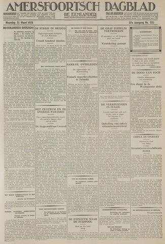 Amersfoortsch Dagblad / De Eemlander 1929-03-25
