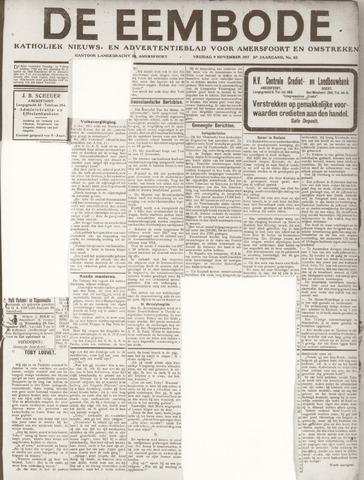 De Eembode 1917-11-09