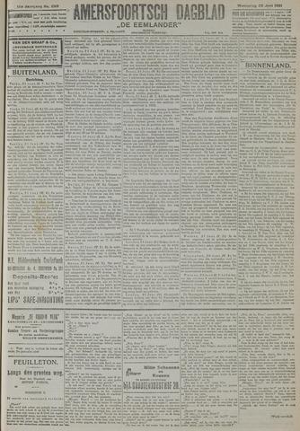Amersfoortsch Dagblad / De Eemlander 1921-06-22