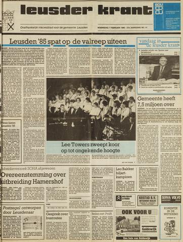 Leusder Krant 1990-02-07
