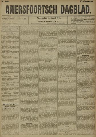 Amersfoortsch Dagblad 1911-03-15