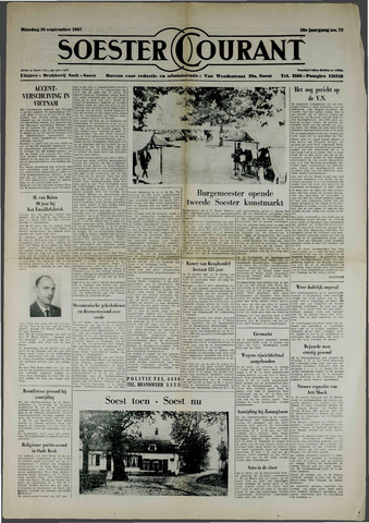Soester Courant 1967-09-26