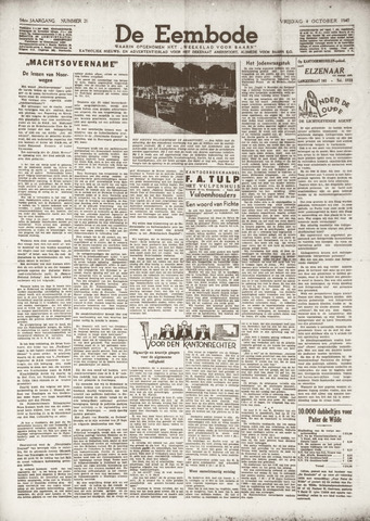 De Eembode 1940-10-04