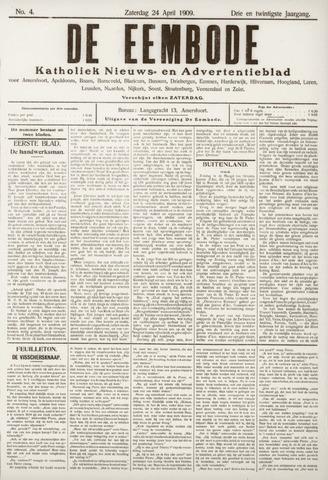 De Eembode 1909-04-24