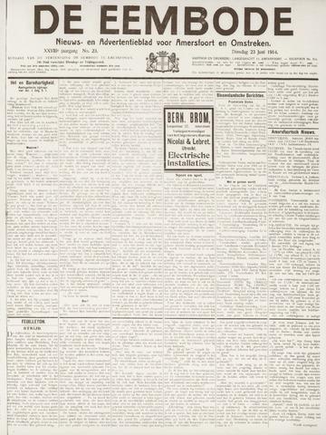 De Eembode 1914-06-23