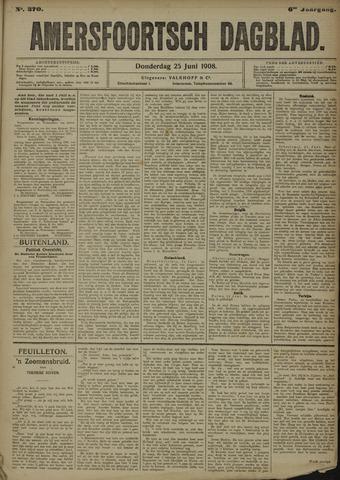 Amersfoortsch Dagblad 1908-06-25