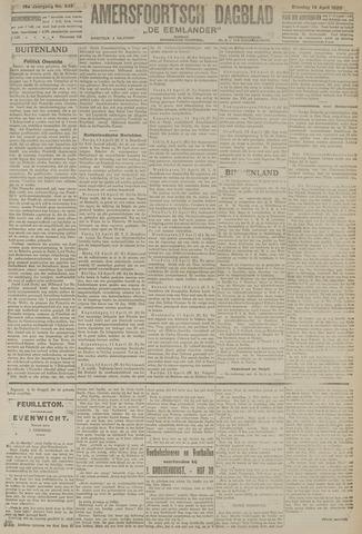 Amersfoortsch Dagblad / De Eemlander 1920-04-13