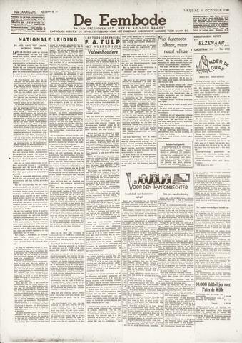 De Eembode 1940-10-11
