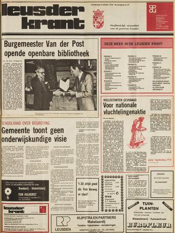 Leusder Krant 1976-10-14