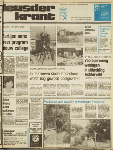 Leusder Krant 1982-07-29