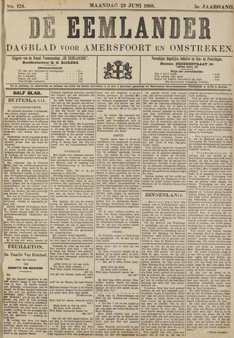 De Eemlander 1908-06-29