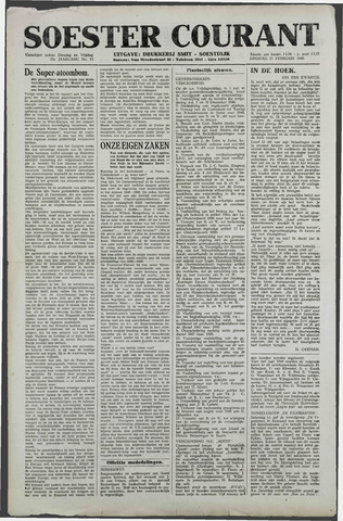 Soester Courant 1949-02-15
