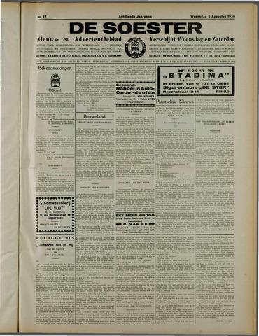De Soester 1930-08-06