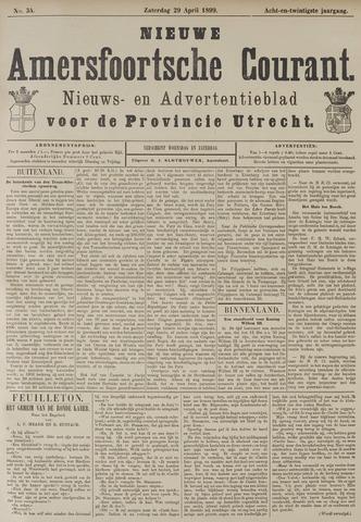 Nieuwe Amersfoortsche Courant 1899-04-29