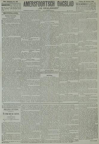 Amersfoortsch Dagblad / De Eemlander 1921-10-28