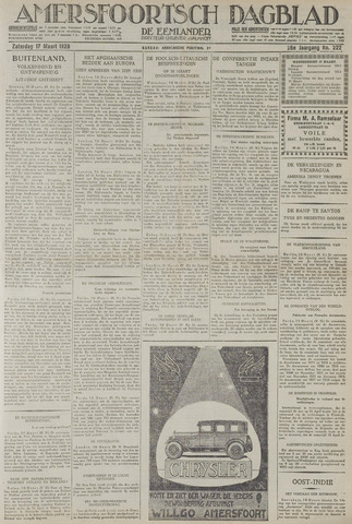 Amersfoortsch Dagblad / De Eemlander 1928-03-17