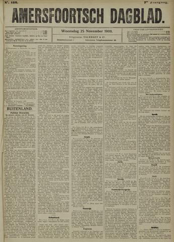 Amersfoortsch Dagblad 1908-11-25