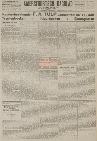 Amersfoortsch Dagblad / De Eemlander 1925-11-21