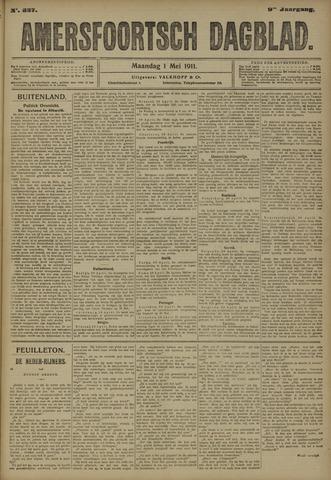 Amersfoortsch Dagblad 1911-05-01
