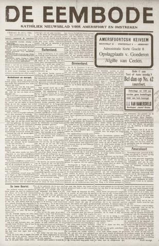 De Eembode 1921-08-26