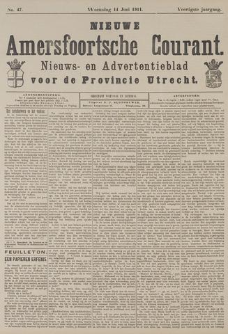 Nieuwe Amersfoortsche Courant 1911-06-14