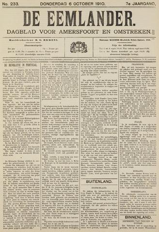 De Eemlander 1910-10-06