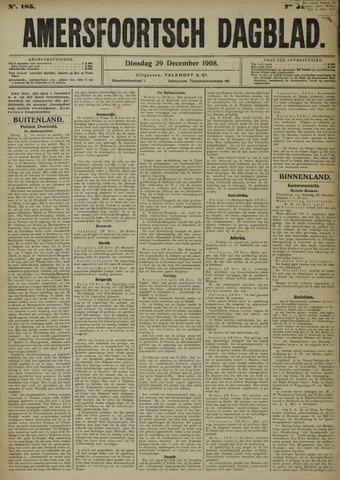 Amersfoortsch Dagblad 1908-12-29
