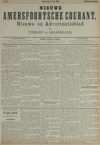 Nieuwe Amersfoortsche Courant 1886-06-02