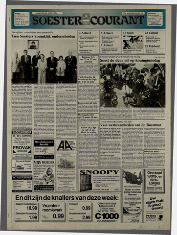 Soester Courant 1994-05-04