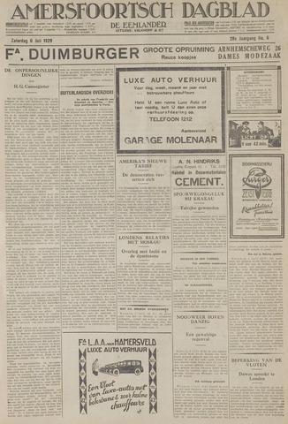 Amersfoortsch Dagblad / De Eemlander 1929-07-06
