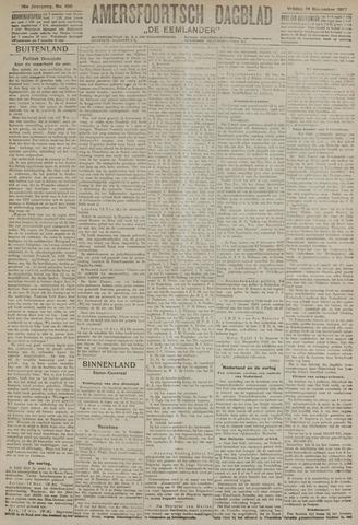 Amersfoortsch Dagblad / De Eemlander 1917-11-16