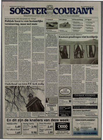 Soester Courant 2000-03-08