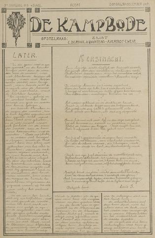 De Kampbode 1917-12-30