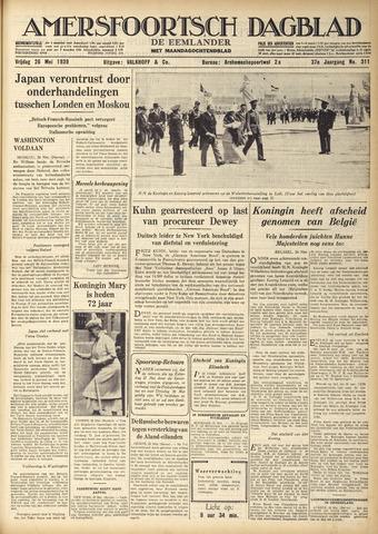 Amersfoortsch Dagblad / De Eemlander 1939-05-26