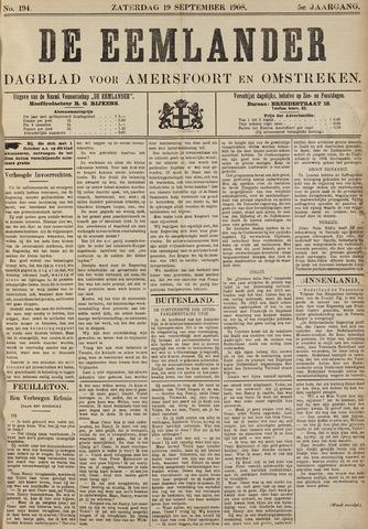De Eemlander 1908-09-19