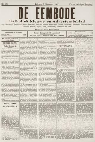 De Eembode 1907-11-09