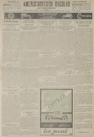 Amersfoortsch Dagblad / De Eemlander 1927-12-17