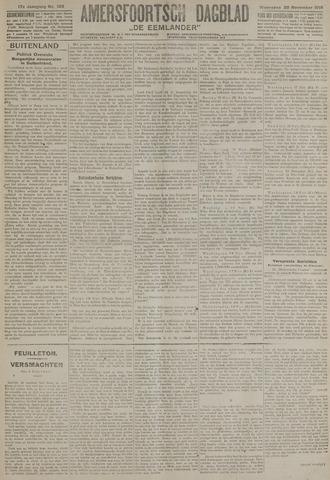 Amersfoortsch Dagblad / De Eemlander 1918-11-20