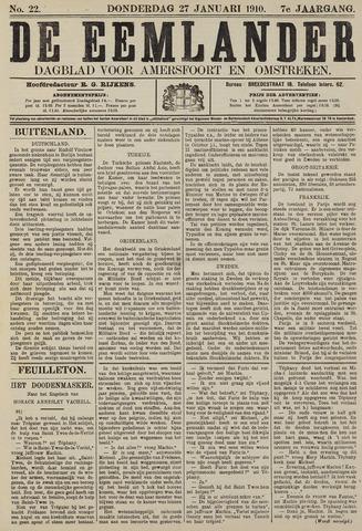 De Eemlander 1910-01-27