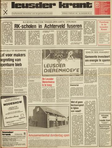 Leusder Krant 1983-02-08