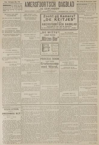 Amersfoortsch Dagblad / De Eemlander 1927-11-21