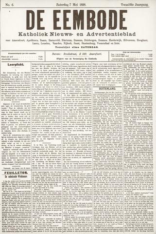 De Eembode 1898-05-07