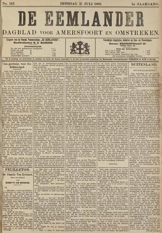 De Eemlander 1908-07-21
