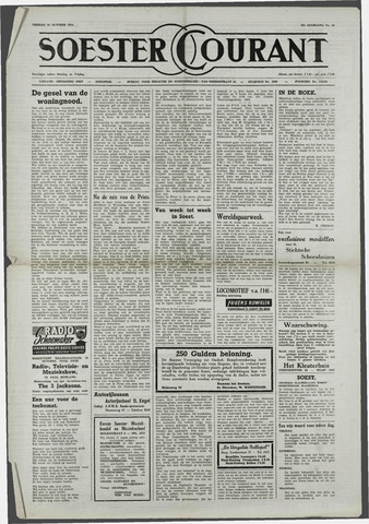 Soester Courant 1954-10-22